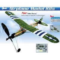 Buy cheap Aviator Piper Plane Rubber Powered Plane/Glider from wholesalers
