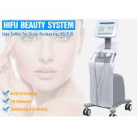 Buy cheap High Intensity Focused Ultrasound Liposonix Slimming Mchine , Ultrasound Face Lift Machine from wholesalers