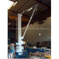 Buy cheap Marine Crane with Hydraulic Telescopic Booms from wholesalers