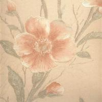 Buy cheap Vinyl Wallpaper with 0.7m Width, Eco-friendly, Large Flower Design, Embroidery Effect from wholesalers