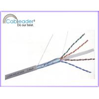 Buy cheap UTP / FTP / SFTP Cat6 network solid cable RoHS, CE, FCC certificate from wholesalers
