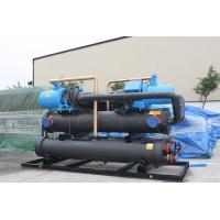 Buy cheap Residential Air Conditioning Heat Recovery Unit Screw Water Cooled Chiller 90 -170 Tons from wholesalers