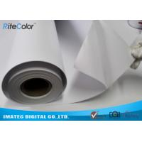 Buy cheap 108gsm Matte Coated Paper Self Adhesive , Sticker Photo Paper Waterproof from wholesalers