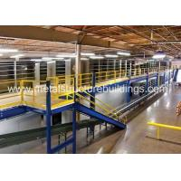 Buy cheap Hot Dip Galvanized Steel Frame Structure Warehouse / Hangar / Workshop / Shed from wholesalers