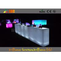 Buy cheap Colors change LED Bar Tables , banquet & party Glowing bar furniture from wholesalers