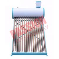 Buy cheap 150L Thermosiphon Solar Water Heater Industrial With Coil Heat Exchanger from wholesalers