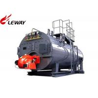Buy cheap 2 Years Warranty Oil Fired Steam Boiler Adopting Advanced Touch Screen Control Cabinet from wholesalers
