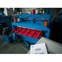 Buy cheap Glazed Tile And Ibr 2 In 1 20m/Min Cnc Roll Forming Machine from wholesalers
