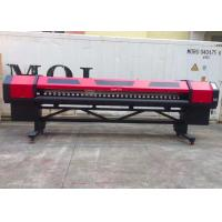 Buy cheap 3.2M Large Format Printing Machine , Digital inkjet printer Deluxejet Series Dx5 Head from wholesalers