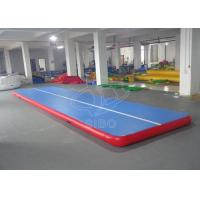 Buy cheap Blue 8*2*0.2m Air Floor Gymnastics Mat For Physical Training With CE from wholesalers