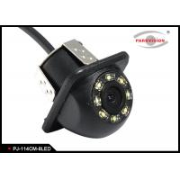 Buy cheap 8 Led 0.2 Lux Rearview Car Camera System , Rear Vision Camera Systems  product