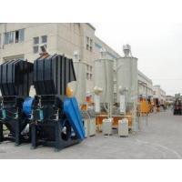 Buy cheap 100 - 300 KW Washing And Remover PET Bottle Label Waste Plastic Recycling Machines from wholesalers