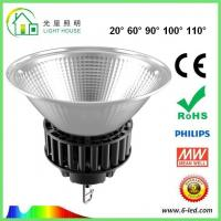 Buy cheap Energy Saving 100 Watt Led High Bay Light For Commercial Lighting , 100-120LM/W Efficiency product
