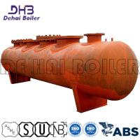 Buy cheap Single Double Drum Cylinder Boiler Steam Drum , Boiler Pressure Tank Non Rust ASME from wholesalers