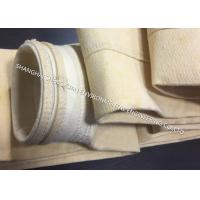 Buy cheap FMS 9806 Dust Collector Filter Bags , DN 130 x 6000 mm Fiberglass Filter Bag from wholesalers