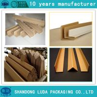 Buy cheap Factory Direct Sale Kraft Paper Carboard Corner Edge Protector Corner Protector from wholesalers