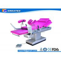 Buy cheap Stainless steel Gynecological Examination Table / Chair for Female with soft mat from wholesalers