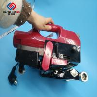 Buy cheap Hdpe Liner Geomembrane Welding Machine , Plastic Geomembrane Wedge Welder Automatic from wholesalers