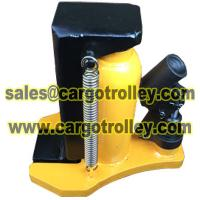 Buy cheap Lifting toe jack classify and applications from wholesalers