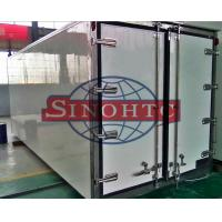 Buy cheap FRP / Fiberglass Sandwich Dry Van Body For Dry Cargo Transport 10 - 25m3 Volume from wholesalers