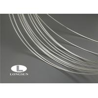 Buy cheap Silver Plated Copper Wire for Jewelry Making with SGS, RoHS and ISO9001 approved from wholesalers