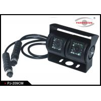 Buy cheap Anti - Water Truck Rear View Parking Camera 510 × 492 Pixels With 10pcs IR Led product