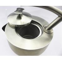 Buy cheap Brand new Comfortable design stainless steel pour over drip kettle tea kettle from wholesalers