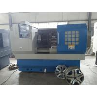 Buy cheap cnc alloy wheel repair lathe machine CK6166A with automatic detection and diamond cutting from wholesalers