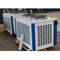 Buy cheap Air Conditioning Air Cooled Condensing Unit Danfoss Semi Hermetic from wholesalers