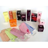 Buy cheap Cardboard Kraft Perfume Paper Packaging Gift Presentation Boxes Tube from wholesalers