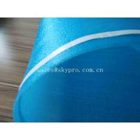 Quality 3mm Soundproof Rubber Sheet Roll , Laminate Flooring EPE Foam Wrapping for sale