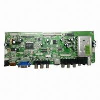 Buy cheap TSUMV26KE_LF Chipset, All Analog Systems, True-color OSD, 1080p, LCD TV Controller Board from wholesalers