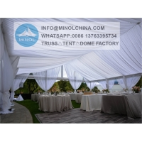 Buy cheap Outdoor Indian Insulated Wedding Party Marquee Tent with Cheap Price from wholesalers