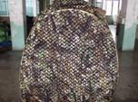 Buy cheap OEM / ODM Custom 250D Double Layer Camouflage Pop Up Tents, Camouflage Oxford Tents YT-HT-12005 from wholesalers