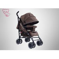 Buy cheap Super Lightweight  Baby Umbrella Stroller Rotatable Seat Stable Tires With Big Basket from wholesalers