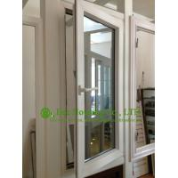 Buy cheap Eco-friendly UPVC Casement Window With Insulated Glass, White Color and clear glass from wholesalers