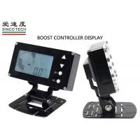 Buy cheap Universal LCD Dashboard For Cars , Custom Automotive Gauges 2.5 Inch Boost Controller from wholesalers