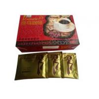 Buy cheap Multi Vitamins Natural Lose Weight Coffee , Leisure 18 Slimming Coffee Gold from wholesalers