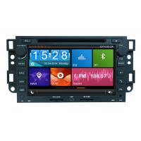 Buy cheap Car multimedia navigation system for  CHEVROLET with 7'' Capacitive Touch screen   and 1080P high resolution and 3D UI from wholesalers