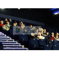 Buy cheap Large-scale 4D Movie Theater Computer Controlled With Mobile Seats from wholesalers