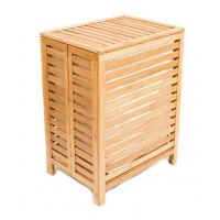 Buy cheap Square Shaped Bamboo Storage Baskets Unique Laundry Organizer 2-50mm Thickness from wholesalers