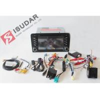 Buy cheap Capacitive Screen Audi Car Dvd Player , Double Din Car Media Player With DVD from wholesalers