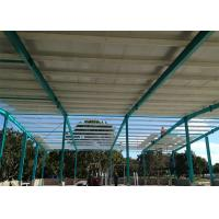 Buy cheap Precast Design Steel Structure Warehouse Ready Made Alkyd Primer Surface from wholesalers