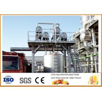 Buy cheap 750T/day Tomato Paste Production Line Plant 15.01t/h Steam Consumption from wholesalers