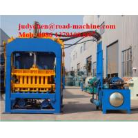 Buy cheap Qt4-15 Automatic Hydraulic Hollow Paving Concrete Block Brick Making Machine 5000 Pieces/Day from wholesalers