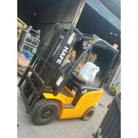 Buy cheap 1.5T Battery Electric forklift stacker Four-wheel AC Electric Forklift Truck 1.5-2t from wholesalers