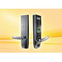 Buy cheap High security Fingerprint Door Lock for gate door Optional ID or MIFARE card from wholesalers