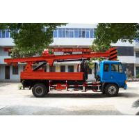 Buy cheap G-3 Powerful Truck Mounted Drilling Rig Mechanical Driven For Bridge , Dam from wholesalers