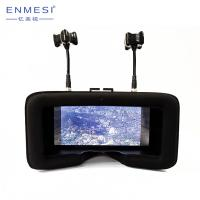 Buy cheap Mini Drone Goggles Fpv Hd Camera 48 CH TFT 4.3 Inch HD Screen For Crossing Machine from wholesalers