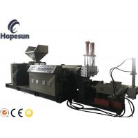 Buy cheap HDPE ABS Plastic Product Manufacturing Machine Hydralic Screen Changer from wholesalers